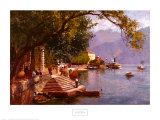 Buy Villa Carlotta, Lake Como at AllPosters.com