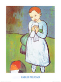 Buy Child with a Dove, c.1901 at AllPosters.com