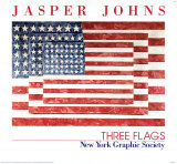 Three Flags, 1958