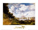 Le bassin d'Argenteuil