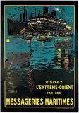 Messageries Maritime, Visitez l'Extreme-Orient