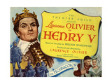 Henry V, 1944, Directed by Laurence Olivier