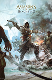 Assassin's Creed IV Black Flag Video Game Poster Poster