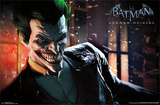 Batman Arkham Origins - The Joker Video Game Poster