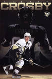 Sidney Crosby Pittsburgh Penguins NHL Sports Poster