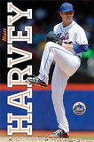 New York Mets Matt Harvey MLB Sports Poster