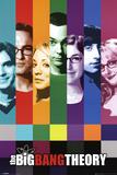 Big Bang Theory Signals Television Poster