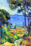 Buy Paul Cezanne Landscape Poster at AllPosters.com