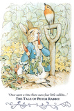 Buy Beatrix Potter Tale Peter Rabbit Poster at AllPosters.com
