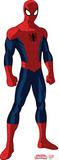 Spiderman - Ultimate Spider-Man TV Lifesize Standup Cardboard Cutouts