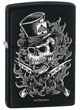 Switch Blade Black Matte Zippo Lighter