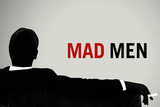 Mad Men Logo TV Poster