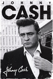 Johnny Cash Signature Music Poster Poster