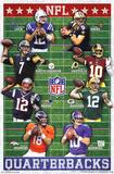 NFL - Quarterbacks Sports Poster