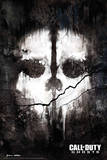 Call Of Duty - Ghosts Skull Poster