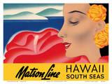 Hawaii And South Seas - Matson Lines