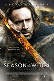 Season of The Witch (Nicolas Cage, Ron Perlman) Movie Poster