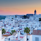 Spain, Andalucia, Cadiz Province, Vejer De la Frontera