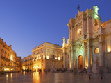 Buy Cathedral Santa Maria Delle Colonne, Syracuse, Sicily, Italy at AllPosters.com