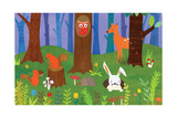 Buy Friendly Forest at AllPosters.com