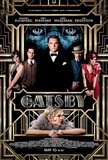 The Great Gatsby (Leonardo DiCaprio, Carey Mulligan, Tobey Maguire) Movie Poster