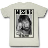 Missing In Action - Missing