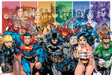 DC Comics Justice League Characters
