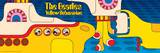 The Beatles - Yellow Submarine Music Poster
