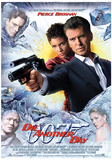 James Bond (Die Another Day One-Sheet) Movie Poster Print