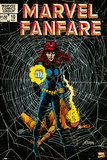 Marvel Fanfare Black Widow