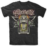 Aerosmith - Let The Music Jukebox Aerosmith- Walk This Way aerosmith