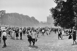 The March on Washington: Heading Home, 28th August 1963