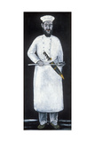 A Cook, 1905