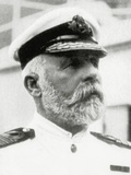 Edward John Smith, Ship's Captain of the Titanic