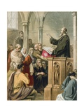 Conscience Preaching in Mansoul