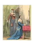 Buy The Queen Offering the Poison to Fair Rosamond at AllPosters.com