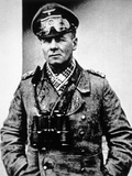 Field Marshal Erwin Rommel, Commander of Army B Group under Von Rundstedt