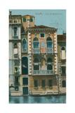 Casa Di Desdemona (Desdemona's House), Venice. Postcard Sent in 1913