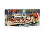 The Royal Barge, 1937