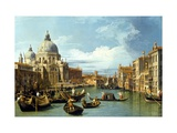 Buy The Entrance to the Grand Canal, Venice at AllPosters.com