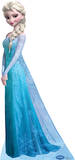Snow Queen Elsa - Disney's Frozen Lifesize Standup Poster Lifesize Standup Poster Stand Up