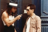 Taxi Driver 1976 Directed by Martin Scorsese Harvey Keitel and Robert De Niro.
