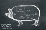 Butcher's Guide IV Art Print