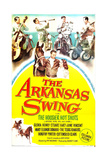 Buy ARKANSAS SWING, US poster, Douglas Fowley, Gloria Henry (middle with horse), 1948 at AllPosters.com