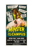 MONSTER ON THE CAMPUS, 1958.