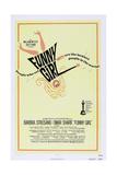 FUNNY GIRL, US poster, Barbra Streisand, 1968