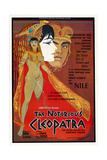 THE NOTORIOUS CLEOPATRA, US poster, 1970