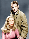 THIS GUN FOR HIRE, from left: Alan Ladd, Veronica Lake, 1942