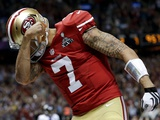 Super Bowl Football: Colin Kaepernick