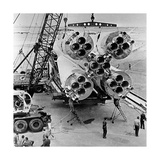 Vostok Spacecraft Launch Vehicle